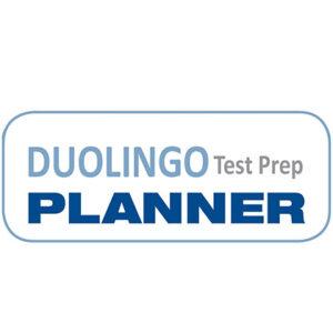 duolingo PLANNER